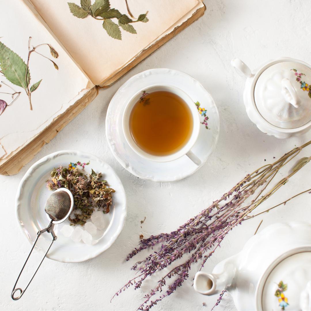 thé et tisane